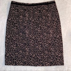 Boden Lined Pencil Skirt US 6P-skirt length 21 in.